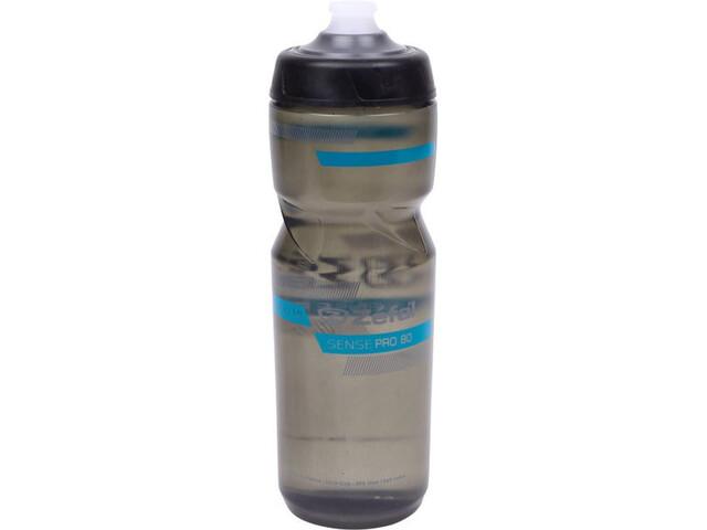 Zefal Sense Pro Drinking Bottle with flowers, 0,8 liter smoke